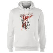 Marvel Knights Elektra Assassin Hoodie - White