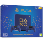 Sony Playstation 4 Days of Play Limited Edition Console