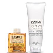 L'Oréal Professionnel Source Essentielle Nourishing Colour Radiance Duo
