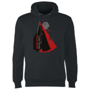 Star Wars Darth Vader I Am Your Father Dark Side Silhouettes Hoodie - Black
