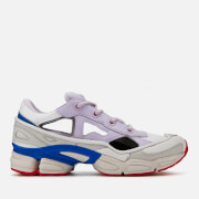 adidas by Raf Simons Men's Replicant Ozweego Trainers - C Brown/White