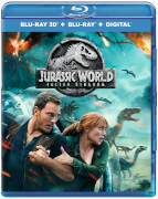 Jurassic World: Fallen Kingdom 3D (Includes 2D Version & Digital Download)