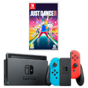 Nintendo Switch Just Dance 2018 Pack