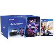 Sony Playstation VR Starter Kit including Playstation Worlds & Arizona Sunshine