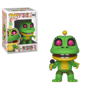 Five Nights at Freddy's Pizza Simulator - Happy Frog Pop! Vinyl Figure