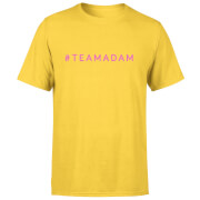 TeamAdam Men's T-Shirt - Yellow