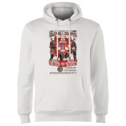Sweat à Capuche Homme Deadpool Tue Deadpool Marvel - Blanc