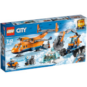 LEGO City Arctic Expedition: Arktis-Versorgungsflugzeug (60196)
