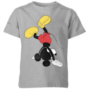 Disney Upside Down Kids' T-Shirt - Grey