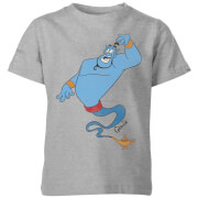 Disney Aladdin Genie Classic Kids' T-Shirt - Grey