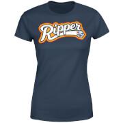 How Ridiculous Ripper Women's T-Shirt - Navy