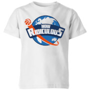 How Ridiculous Logo Kids' T-Shirt - White