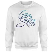 Gone Surfing Sweatshirt - White