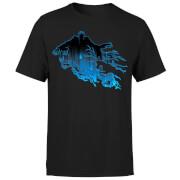 Harry Potter Dementor Silhouette Men's T-Shirt - Black