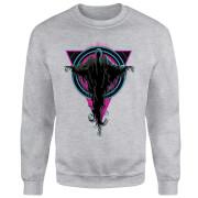 Harry Potter Neon Dementors Sweatshirt - Grey