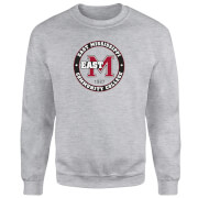 East Mississippi Community College Seal Sweatshirt - Grey
