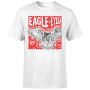 Natural History Museum Eagle Eyed Men's T-Shirt - White
