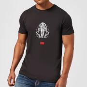 Natural History Museum Bug Fashion Print Men's T-Shirt - Black