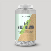 Vegan A-Z Multivitamin