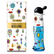 Moschino So Real Eau de Toilette 30ml Vapo