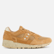 Saucony Men's Shadow 5000 Trainers - Tan/Gold