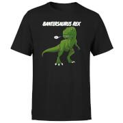 Bantersaurus Rex Men's T-Shirt - Black