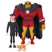 DC Comics Batman Animated Series Etrigan W Klarion 2 Pack Action Figure