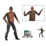 Figurine Freddy Guerrier Les Griffes de la nuit NECA 18 cm