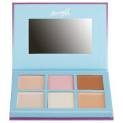 Barry M Cosmetics Cosmic Lights Highlighter Palette