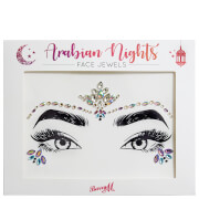 Barry M Cosmetics Face Jewels -koristejalokivet kasvoille, Arabian Nights