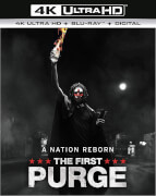 The First Purge - 4K UHD (Included Digital Download)