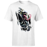 Venom Chest Burst Herren T-Shirt - Weiß