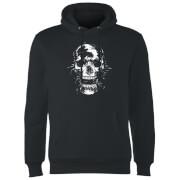 Skull Hoodie - Black