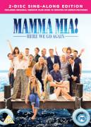 Mamma Mia! Here We Go Again (+ Téléchargement Numérique)