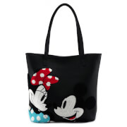 Loungefly Disney Mickey Mouse Minnie Mouse Tote Bag
