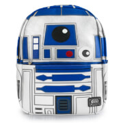 Loungefly Star Wars R2-D2 Faux Leather with Applique Backpack
