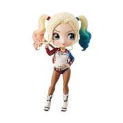 Figurine Harley Quinn DC Comics Suicide Squad 14 cm - Banpresto Q Posket (Version Classique)