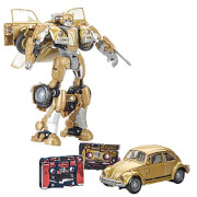 Hasbro Transformers Studio Series 20 Bumblebee Vol. 2 Retro Pop Highway - Entertainment Earth Exclusive