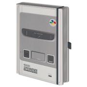 Nintendo (SNES) Premium A5 Notebook