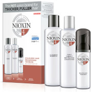 NIOXIN 3-part System Trial Kit 4 for Colored Hair with Progressed Thinning
