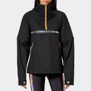 P.E Nation Women's The Tempo Run Jacket - Black