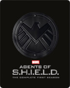 Marvel Agents of S.H.I.E.L.D The Complete First Season - Zavvi Exclusive SteelBook
