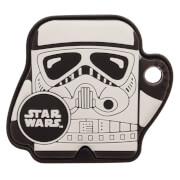 FoundMi Star Wars Storm Trooper Rubber Key Chain Tracker