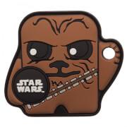 FoundMi Star Wars Chewbacca Rubber Key Chain Tracker