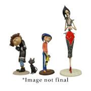 Lot de Figurines en PVC Coraline - NECA