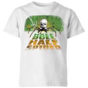 Toy Story Half Doll Half-Spider Kids' T-Shirt - White