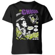 T-Shirt Enfant Couverture de Comic Toy Story - Noir