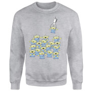 Sweat Homme Le Grappin Toy Story - Gris