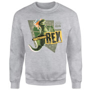 Toy Story Partysaurus Rex Pullover - Grau