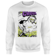 Toy Story Comic Cover Sweatshirt - White